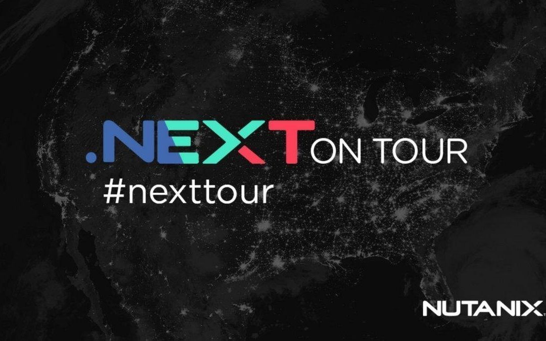 Nutanix .Next – Register now to attend
