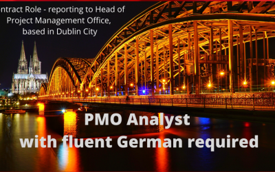 Featured Role – PMO Analyst