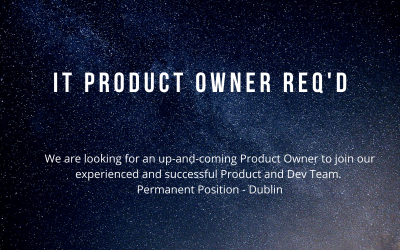Featured Role – Product Owner