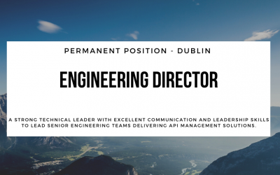 Featured Role – Engineering Director