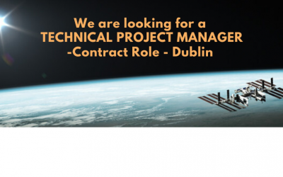 Featured Role – Technical Project Manager
