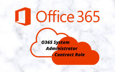 Office 365 Systems Administrator Role