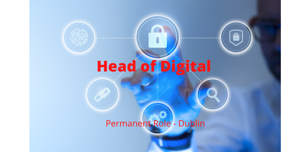 Head of Digital – Permanent Role
