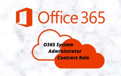 O365 Senior Systems Administrator