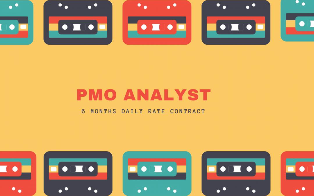 PMO Analyst
