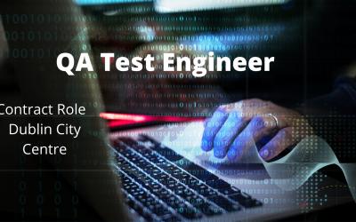 QA Test Engineer