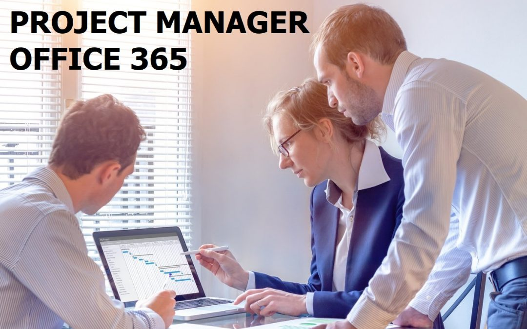 Project Manager Office 365
